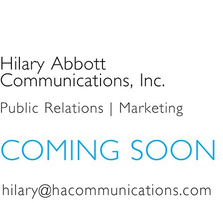 Hilary Abbott Communications, Inc - Public Relations - Marketing
